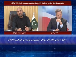 DATE LINE with Hassan Khan | 16th March 2020 | Khyber News