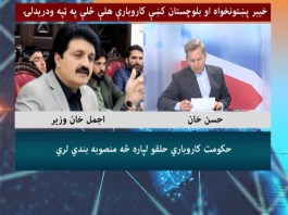 DATE LINE with Hassan Khan | 18th March 2020 | Khyber News
