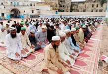 No Friday prayers in mosques in Sindh and Balochistan from today