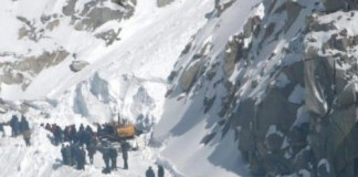 Three killed, 16 injured in landslide triggered by avalanche in Nathia Gali
