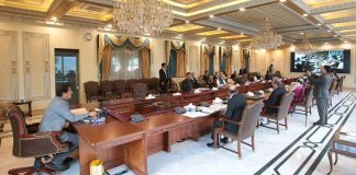 Federal Cabinet approves Corona Relief Package, restores goods transport