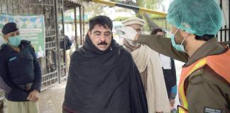 Public places closed in Peshawar to prevent spread of coronavirus