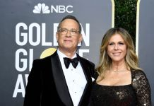 Tom Hanks, wife Rita Wilson test positive for coronavirus