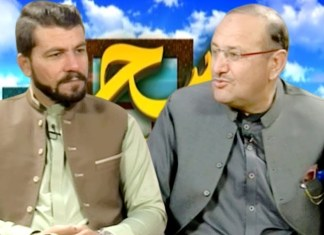 Naway Sahar with Hazrat Khan & Zahid Usman | 7th March 2020 | Khyber News