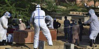 Pakistan ranks 29th worldwide regarding COVID-19 fatalities