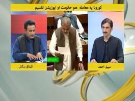 Khyber Online with Sohail Ahmed ,Ashfaq Bangash   13th May 2020   Khyber News
