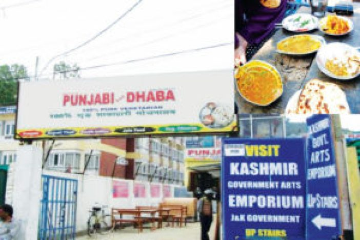 Kashmir: A Prime Tourist Destination Sans Quality Food Joints