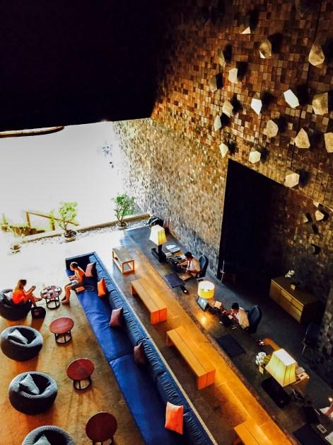 UPaasha Bali Seminyak Lobby