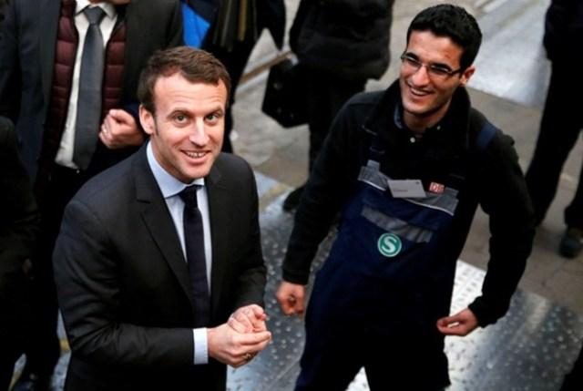 Кандидат на пост президента Франции обвини Россию в хакерских атаках У Макрона обвинили Россию в хаке