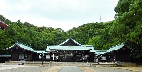 岡山県護國神社