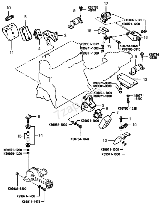 1997 Kia Sportage Parts Diagram • Wiring Diagram For Free