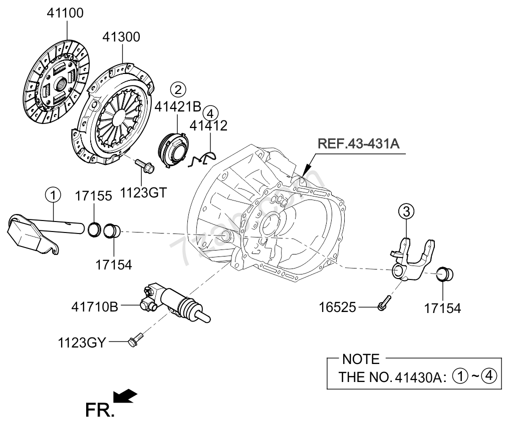 [WRG-3714] 2011 Kia Rio 5 Engine Diagram