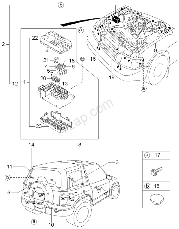 300zx Twin Turbo Fuse Box Locations