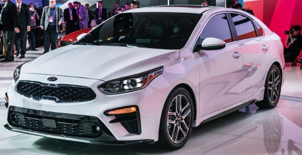 new 2021 kia forte review redesign specs  kia car usa