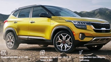 2021 KIA Seltos Canada Price, Length, Colors