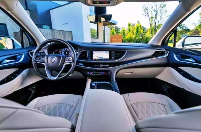 2023 Buick Enclave Interior