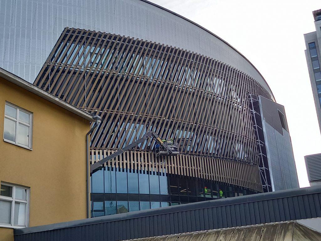 Jääkiekkoliiton valtuuston pj. Hannu Soro: Uuden areenan myötä A-maaotteluita Tampereella yhä enemmän – UROS-nimisekoilulla ei vaikutusta MM-kisoihin
