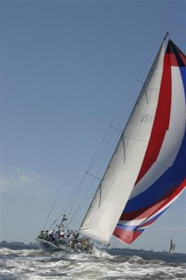 Kialoa III Sail Number : US 1