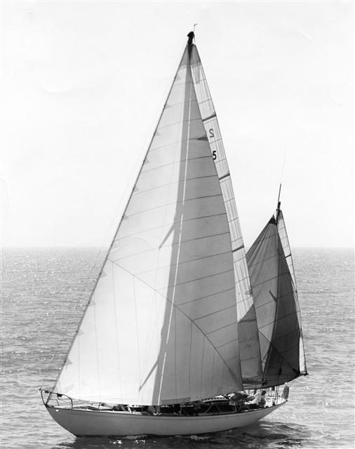 Kialoa I, Kialoa 1