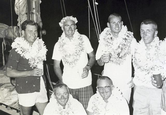 1950s - 1960s, Kialoa I Crew