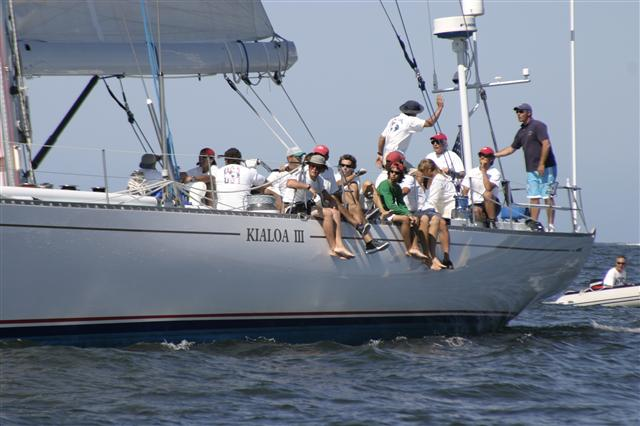 2000s, Kialoa III crew
