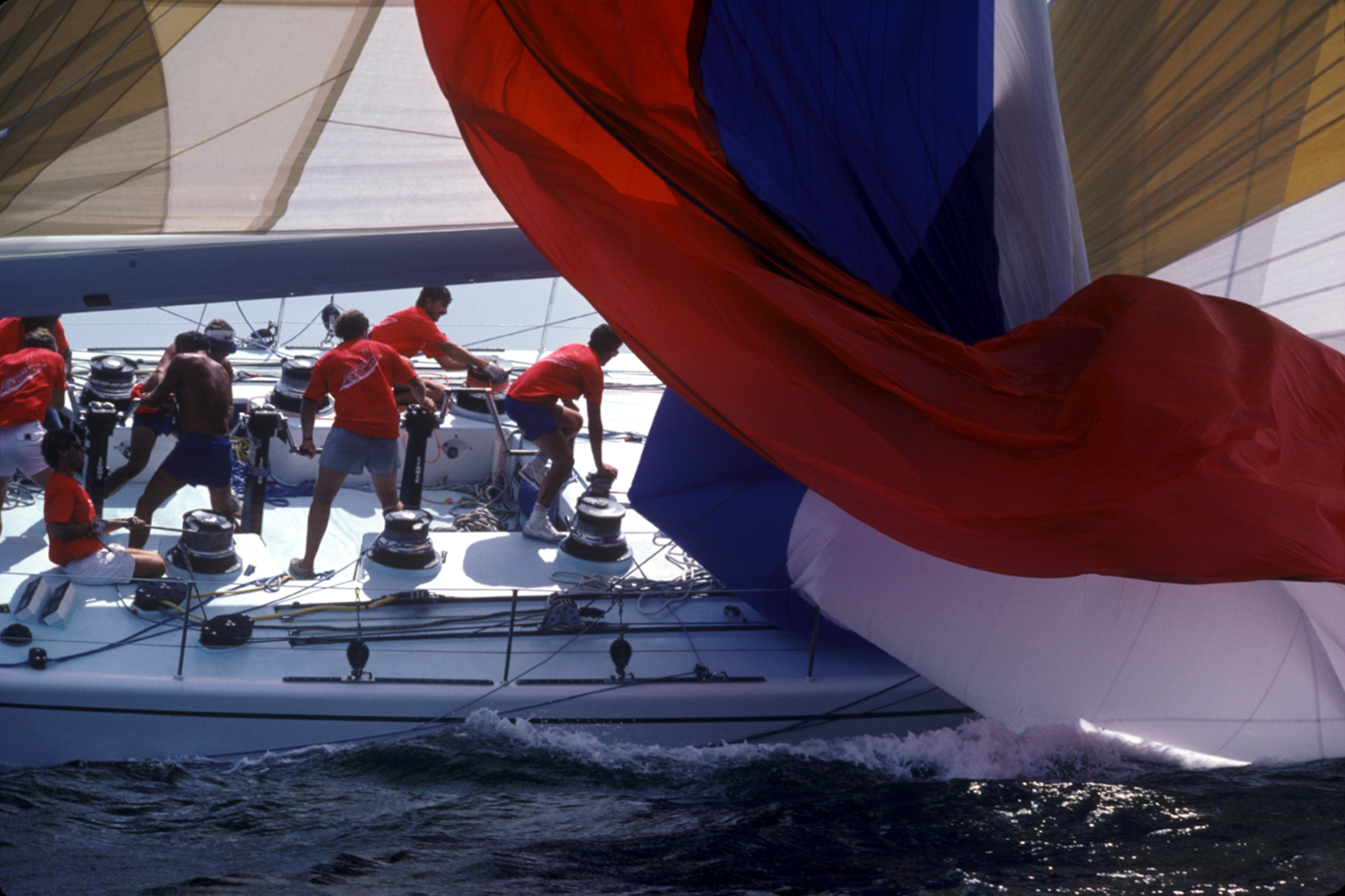 Kialoa 5 racing