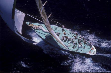 Kialoa V from above