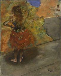 Edgar Degas, The Rehearsal, c. 1873-1878