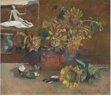 Paul Gauguin, Still Life with Hope, 1901
