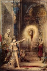 Gustave Moreau, The Apparition, 1886