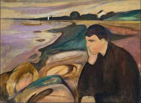 Edvard Munch, Melancholy, 1891