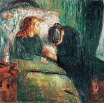 Edvard Munch, The Sick Child, 1907