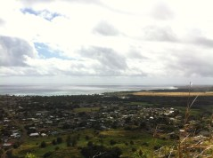 View from Sleeping Giant