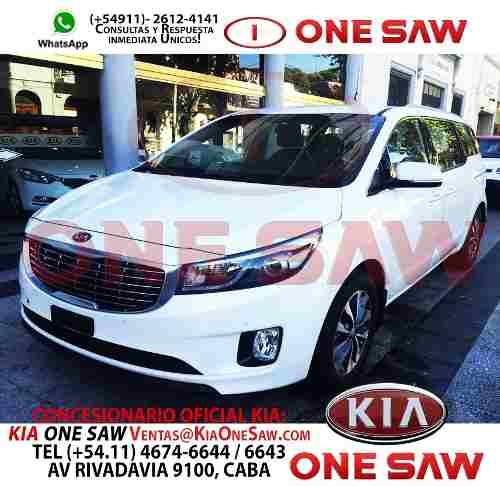 Kia Carnival Premium Financiación Uva – One Saw – Anticipo!!