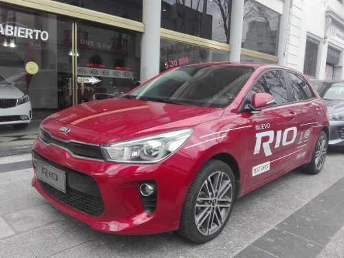 Kia Rio Sx 2019 Retiras Hoy !!