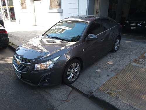 Chevrolet Cruze Ltz At 2013