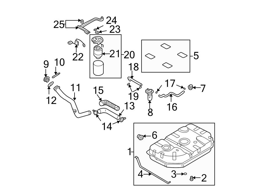 [DIAGRAM] Kia Sedona Fuel System Diagram FULL Version HD