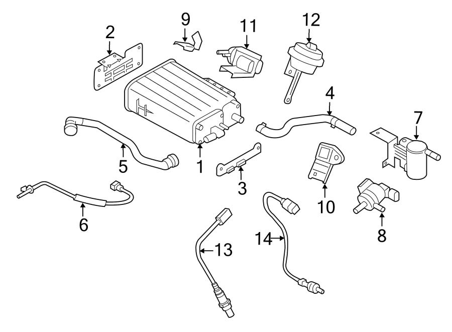 Kia Sorento Pcv valve. Purge control valve. Purge solenoid