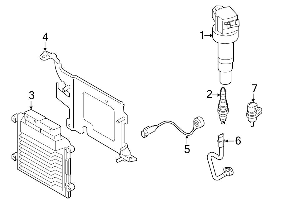 Kia Forte Koup Spark Plug. LITER, Iridium, GDI