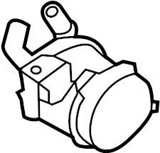 Kia Optima Engine Auxiliary Water Pump. Cooling
