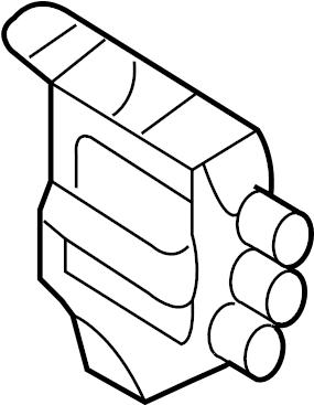 Kia Sedona Engine Cooling Fan Controller. Entourage