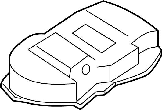 Kia Optima Tire Pressure Monitoring System Sensor. TPMS