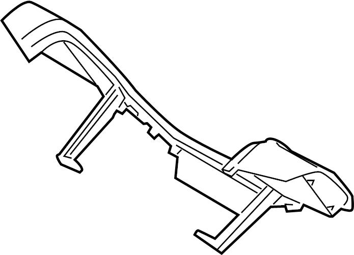 Kia Sorento Steering Wheel Radio Controls. 2014-15, w/flex