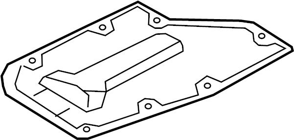 Kia Optima Powertrain Skid Plate. Cover, UNDER