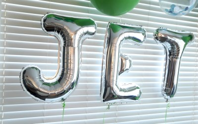 Jet's 1st Birthday Video