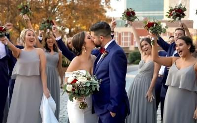 Molly & Orlando's Wedding at the Georgia Freight Depot