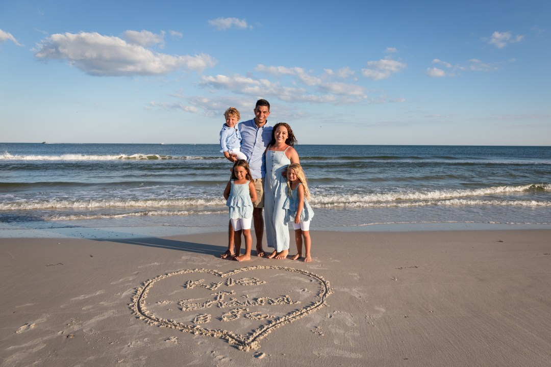 engagement photo session in Fort Walton Beach