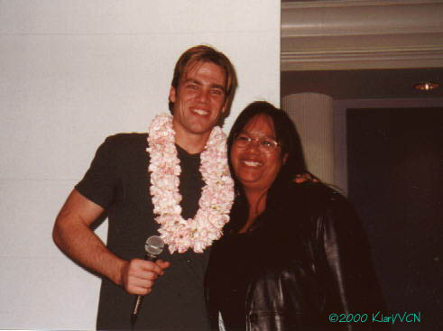 Greg & Val 2000