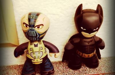 Babe and Batman