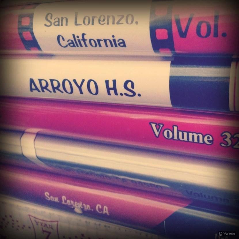 AHS yearbooks